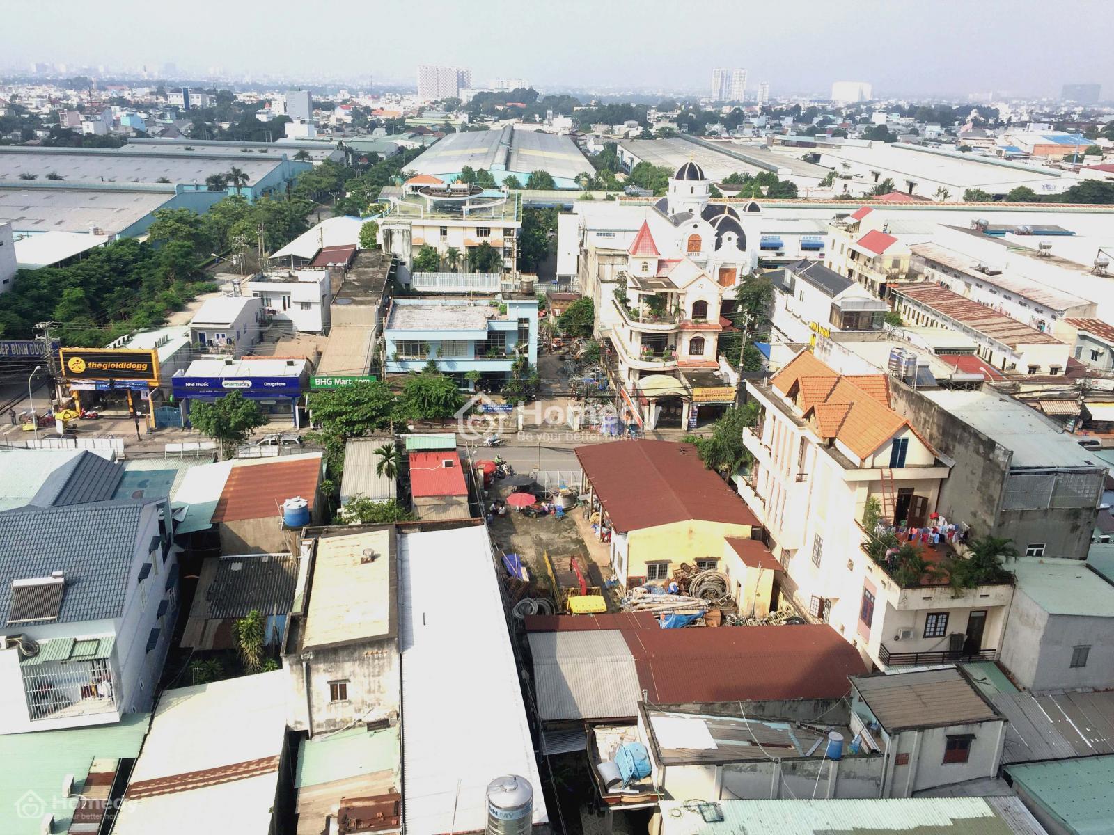 Thị trường cho thuê nhà riêng Tp Hồ Chí Minh với đa dạng sản phẩm