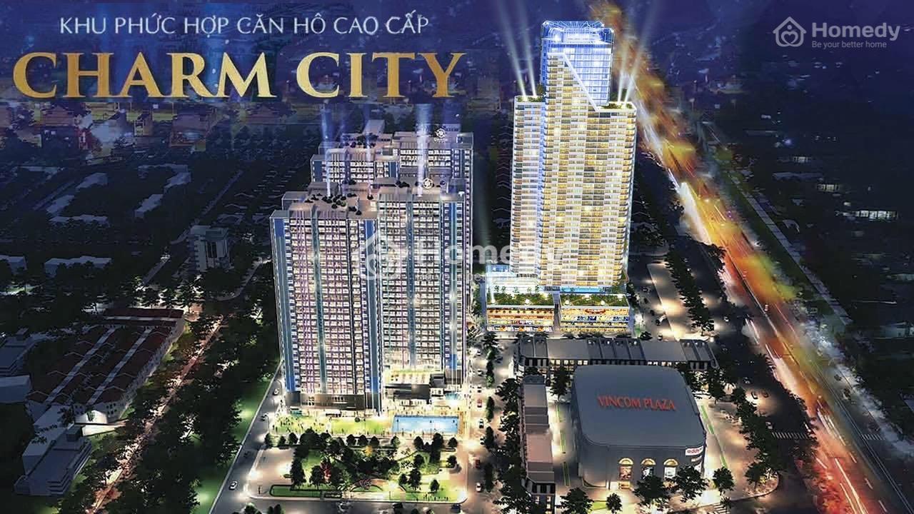 Chung cư Charm City Bình Dương
