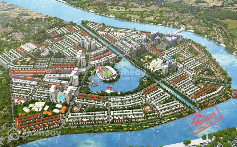 tong quan du an the sun city lan phuong