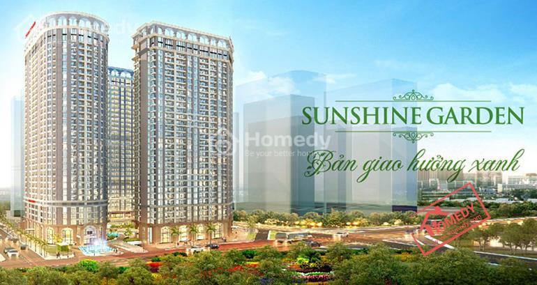 phoi canh du an sunshine garden