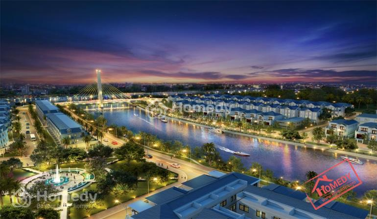 khu do thi harbor city