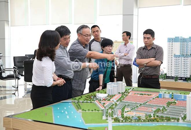 Nhu cầu đầu tư vào bất động sản ngày càng tăng dần