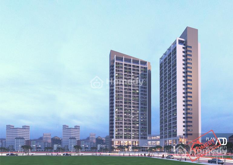 Phối cảnh tổng thể căn hộ khách sạn Stellar Hotel & Residences