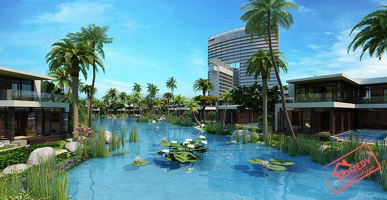 The Song Danang Beach Villas
