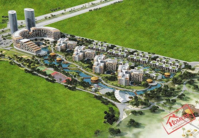 Manna Luxury Holiday Resort