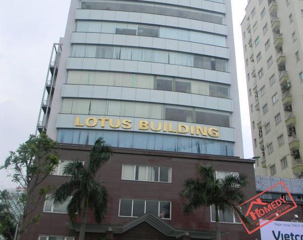 lotus building ha noi