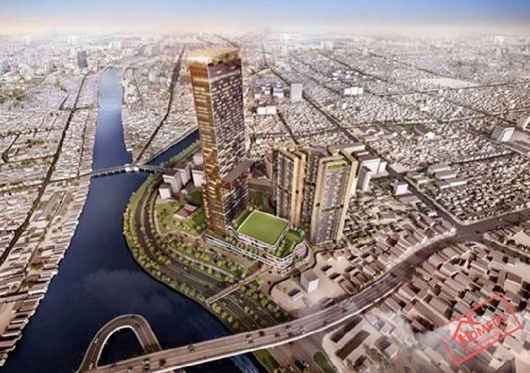 phoi canh du an dragon riverside city