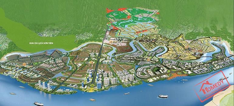 phoi canh khu do thi dreamland city
